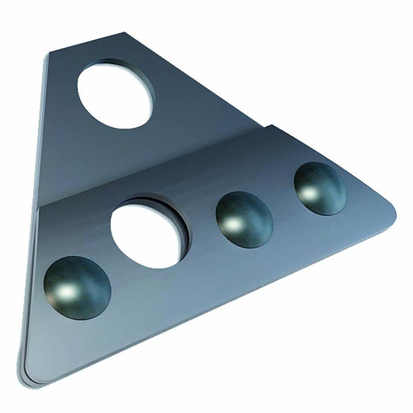 Mocowanie-rury-ALU-SNOW-BL-do-pokryc-z-metalu-2